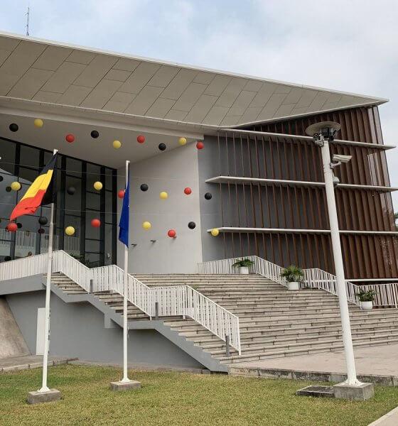 Kinshasa : l'Ambassade de Belgique recherche un(e) juriste (offre d'emploi) 1