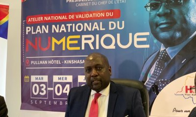 RDC: le chef de l'Etat s'apprête à doter le pays d'un Plan national du numérique 12