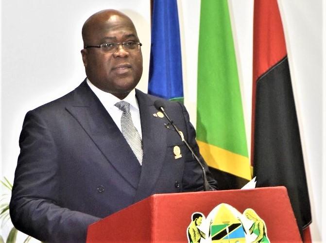 SADC : Tshisekedi soutient l'intégration de la RDC pour interconnecter la sous-région 1