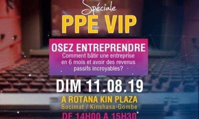RDC : comment bâtir une entreprise en six mois et avoir de revenus passifs incroyables ? 9