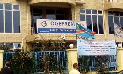 RDC : Ogefrem, arrêt de travail pour dire non à la réintégration de 9 agents révoqués 62