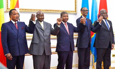 Afrique : la diplomatie de Tshisekedi porte déjà ses fruits dans la sous-région 8