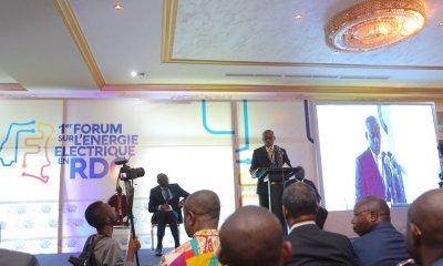 RDC : Forum sur l'électricité, des avis divergent sur l'option de segmenter la SNEL 41