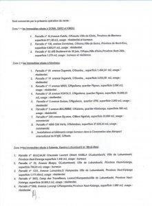 RDC: LAC Sarl, le comité de liquidation fixe une séance publique au 30 août 2019 3