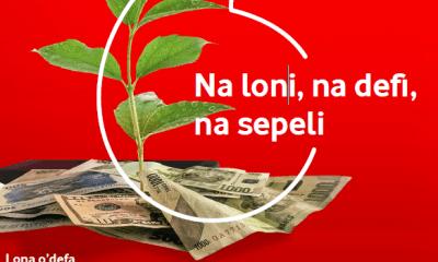RDC : « LONA O DEFA », le service d'épargne et d'emprunt via M-Pesa lancé par VodaCash et Finca 4