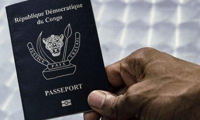 RDC: la délivrance des passeports de service et diplomatique suspendue! 52