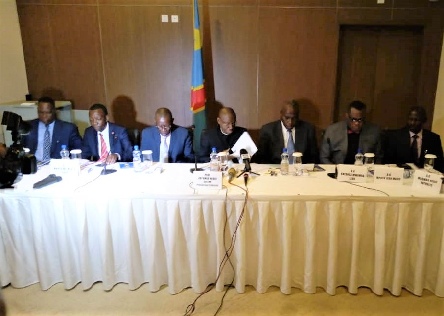 RDC : le peuple exhorté à s'approprier l'action du Parquet financier près la Cour des comptes 1