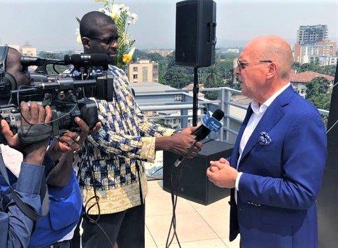 Thierry Taeymans : «la RDC peut devenir exportatrice nette d'énergie hydroélectrique» 37