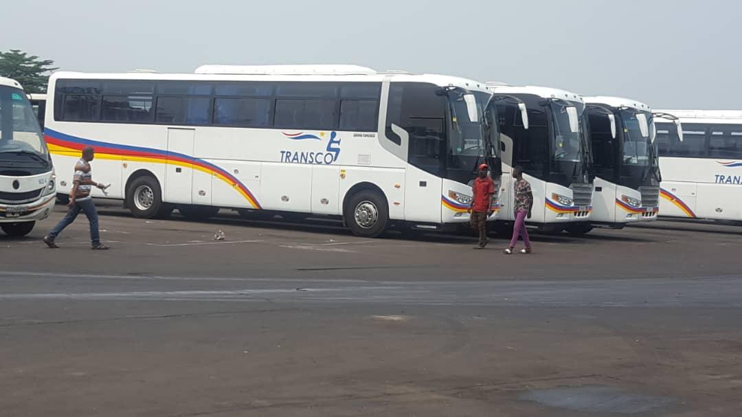 Kinshasa : l'Etat dote Transco de 42 nouveaux bus de marque Zhong Tong ! 1