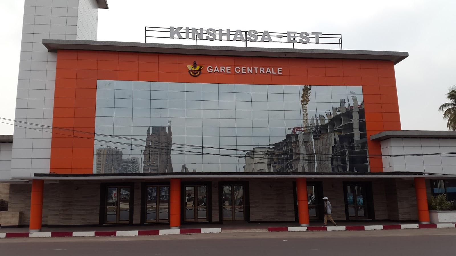 RDC : SCTP investit 3,5 millions USD pour la relance de l'exploitation ferroviaire 1