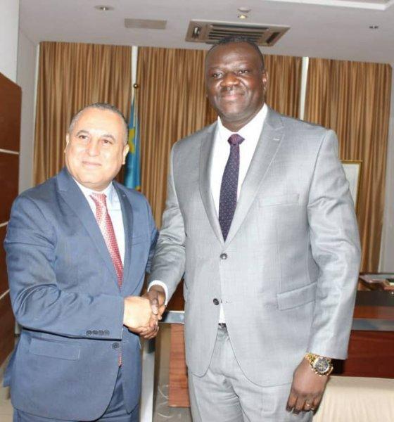 Tunisie : le ministre des PT-NTIC Augustin Kibassa représentera la RDC au forum Afric'Up 67