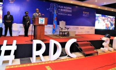 RDC : le chef de l'État lance les travaux de validation du Plan national du numérique ! 5