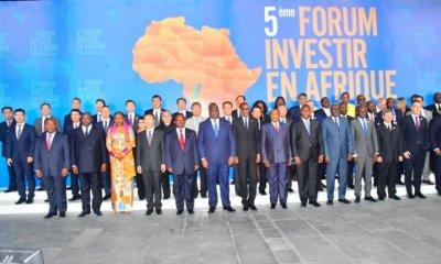 Congo: UBA RDC représentée par son directeur général au 5ème Forum Investir en Afrique 11