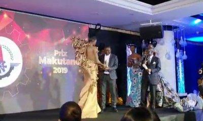 RDC : Eric Monga reçoit le prix Makutano de l'entrepreneuriat 106