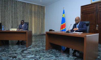 RDC : deux enjeux au cœur de la première réunion du Conseil des ministres 23