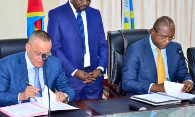 Kinshasa: FEC engage ses membres à s'acquitter de la Taxe spéciale pour la reconstruction 17