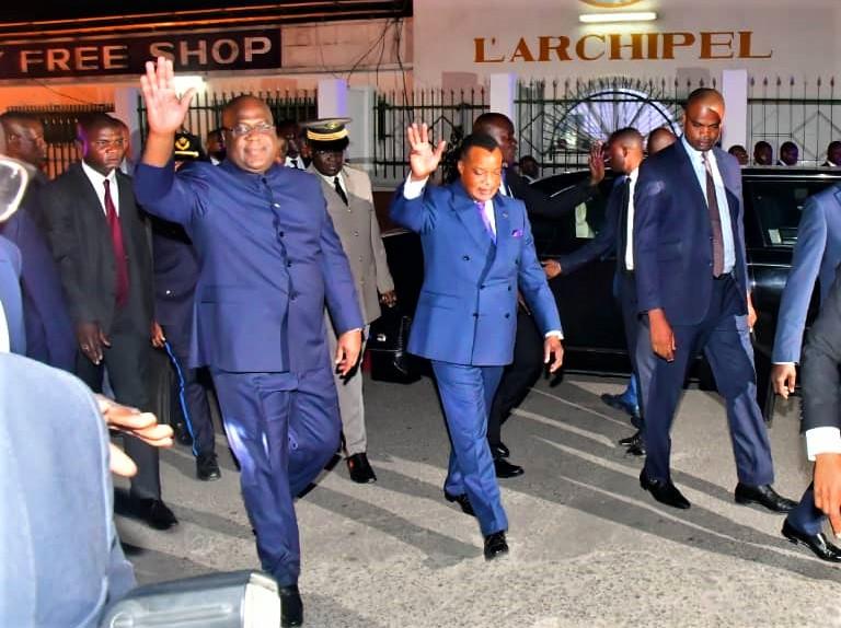 Congo: Tshisekedi prend part au Forum Investir en Afrique à Brazzaville 1
