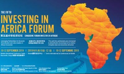 Congo: 5ème forum Investir en Afriquetable sur la diversification économique 70