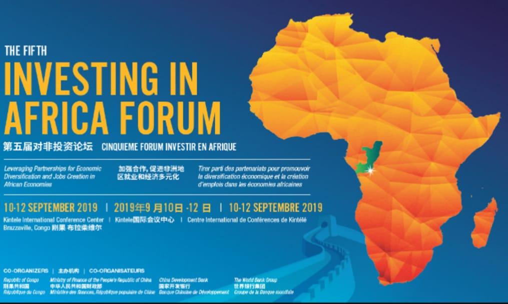 Congo: 5ème forum Investir en Afriquetable sur la diversification économique 1