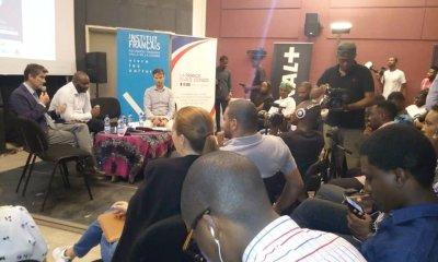 RDC: la deuxième édition de African music forum axée sur le numérique! 46