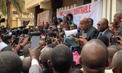 RDC : Affaires foncières, Molendo Sakombi prône le renouveau ! 24