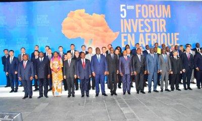 RDC : Kinshasa pourrait abriter la 6ème édition du Forum Investir en Afrique 68