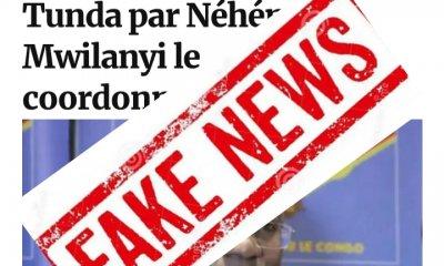 RDC : le ministre de la Justice ne fait l'objet d'aucune menace de mort de Mwilanya (Officiel) 10