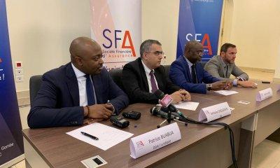RDC : Société financière d'assurance présente ses produits « plus » 85