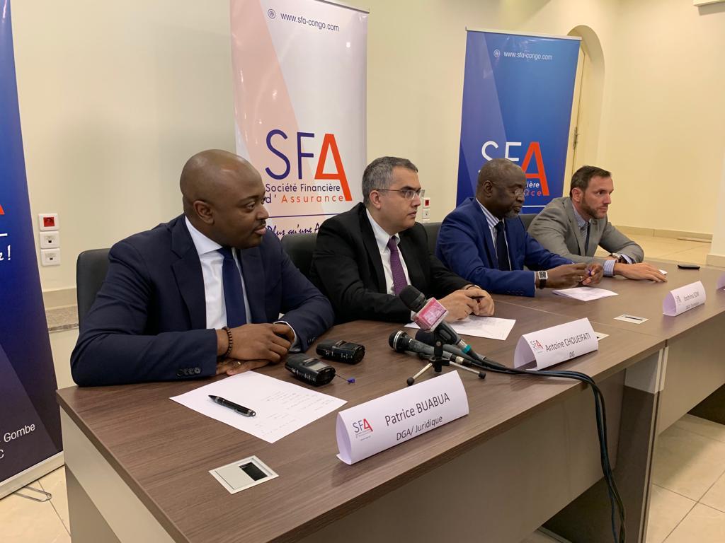 RDC : Société financière d'assurance présente ses produits « plus » 1