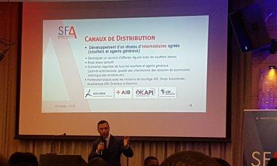 RDC : SFA réunit les trois qualités d'un opérateur d'assurance agrée par ARCA 53