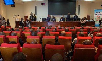 RDC : Ilunkamba signe et fait signer l'Acte d'engagement éthique à ses ministres 6
