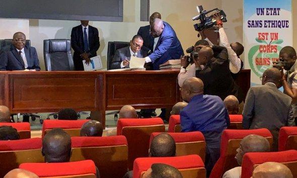 RDC : les six obligations éthiques des membres du Gouvernement 41
