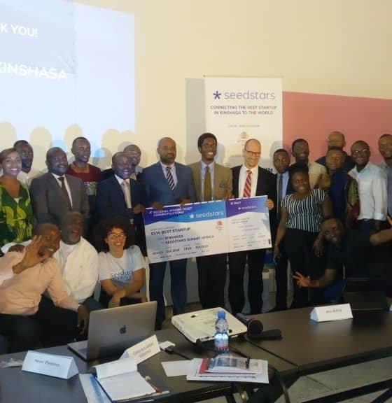 Kinshasa : startup « YETU », vainqueur du concours Seedstars 1