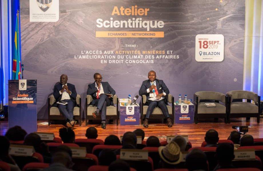 RDC : des experts en droit minier plaident pour l'amélioration du climat des affaires 3