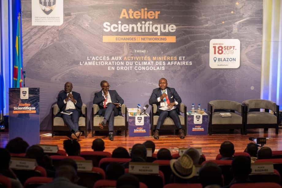RDC : des experts en droit minier plaident pour l'amélioration du climat des affaires 1