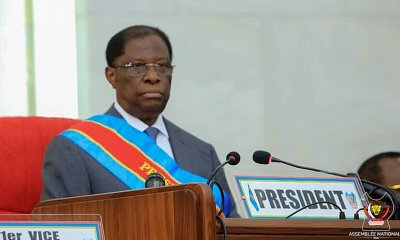 Thambwe : « l'adoption du budget de l'État ne doit plus être une simple formalité » 5