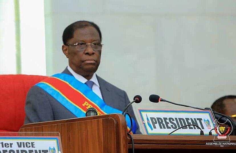 Thambwe : « l'adoption du budget de l'État ne doit plus être une simple formalité » 4