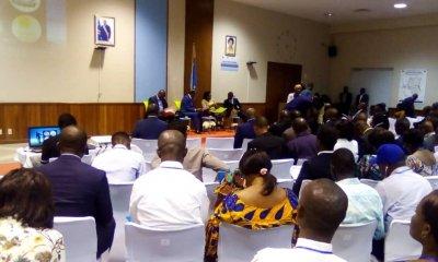 RDC : Maurice Tshikuya lance le Forum national de la société civile sur l'énergie  97