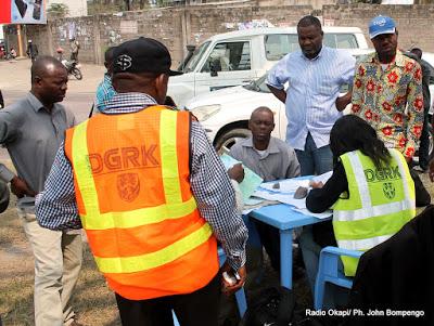 Kinshasa : Taxe de circulation routière 2018-2019, le recouvrement forcé débute ce 15 octobre 15