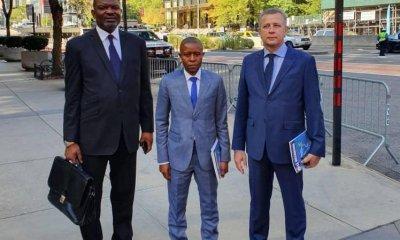 RDC: quatre gouverneurs vont accompagner Tshisekedi ce lundi à la Banque mondiale 12