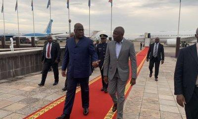 RDC : affaire 15 millions USD, Tshisekedi réitère son soutien à Kamerhe 3