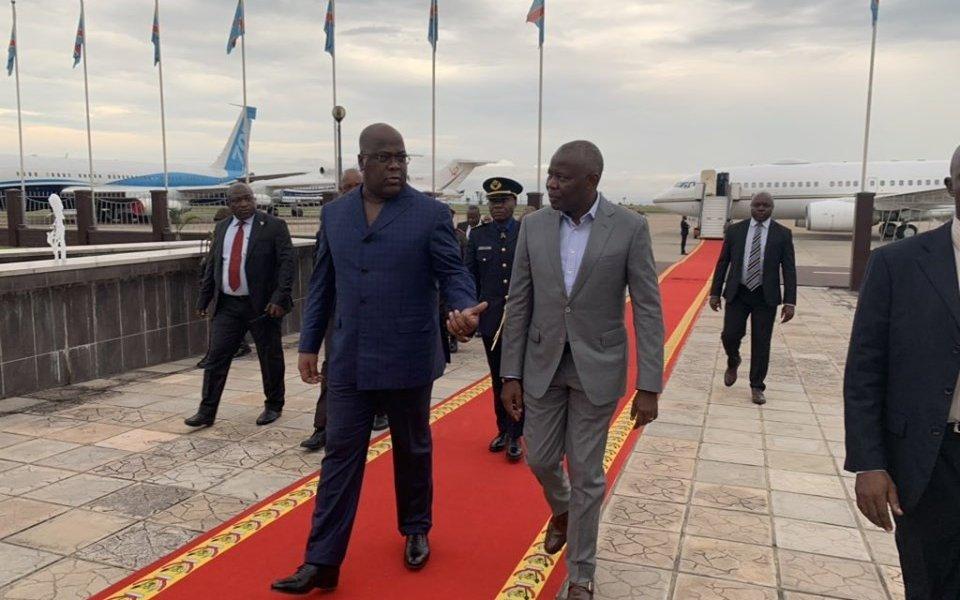 RDC : affaire 15 millions USD, Tshisekedi réitère son soutien à Kamerhe 2