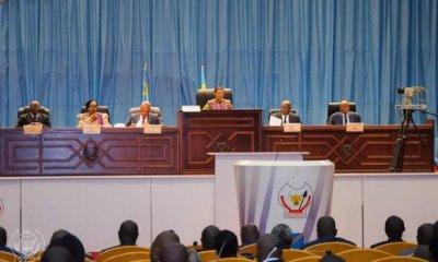RDC: quatre projets de loi relatifs aux accords de 423 millions USD à ratifier par le Parlement 1
