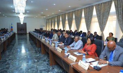 RDC : reddition des comptes 2018, le projet de loi adopté en Conseil des ministres 2