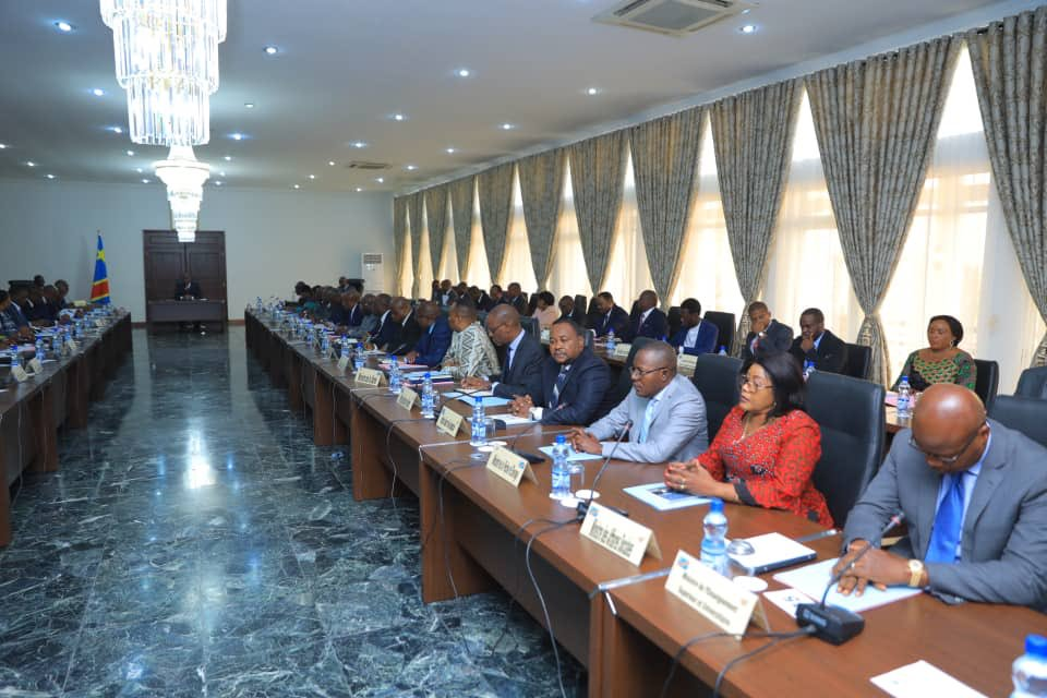 RDC : reddition des comptes 2018, le projet de loi adopté en Conseil des ministres 1