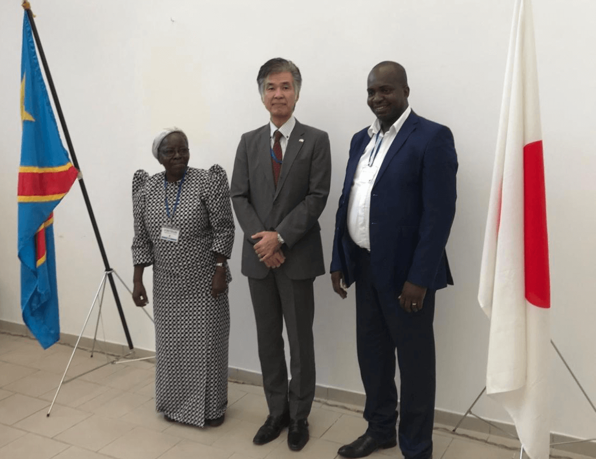 RDC: le Japon octroie 200 000 USD pour deux projets sociaux situés à Kinshasa et Kikwit 1