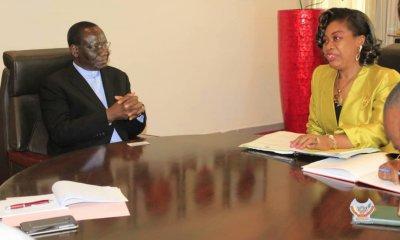 RDC : Ilunkamba échange avec les délégués de la CEEAC sur les projets des infrastructures d'intérêt régional !