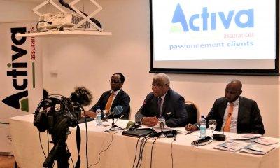 RDC : les dirigeants du Groupe Activa en Conseil d'administration à Kinshasa 45