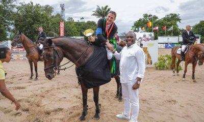 RDC: Fondation Widal, un des sponsors du 17ème Jumping international de Kinshasa 18