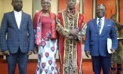 RDC : construction du port en eaux profondes de Banana, une priorité nationale (Ne Kongo) 41
